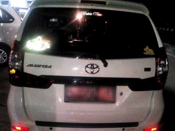 AVANZA PUTIH NYAMAN   Sewa Mobil  Surabaya