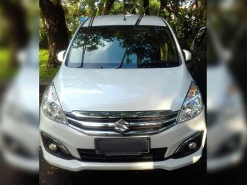 Ertiga GX 2017 Jok Kulit  Rental Mobil  Surabaya
