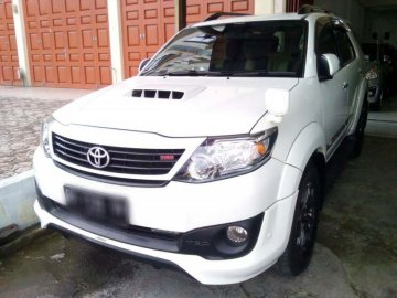 Toyota Fortuner  Rental Mobil  Aceh