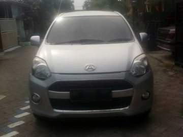 Ayla Tipe X  Rent Car  Surabaya