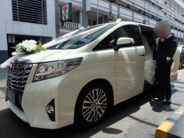 Alphard Transformers 2018  Rental Mobil  Jakarta