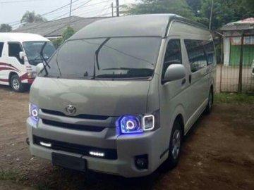 TOYOTA HIACE   Sewa Mobil  Jakarta