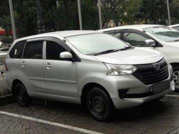 Xenia Silver  Rental Mobil  Jakarta