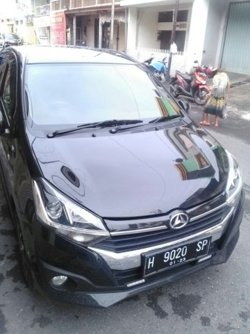 Ayla R Matic  Rent Car  Semarang
