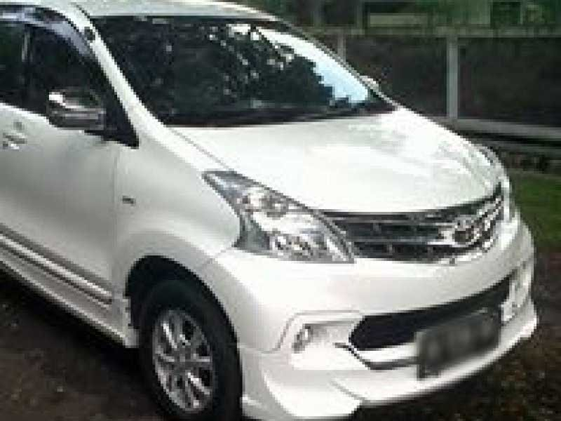 Galeri sewa mobil malang all new avanza 2