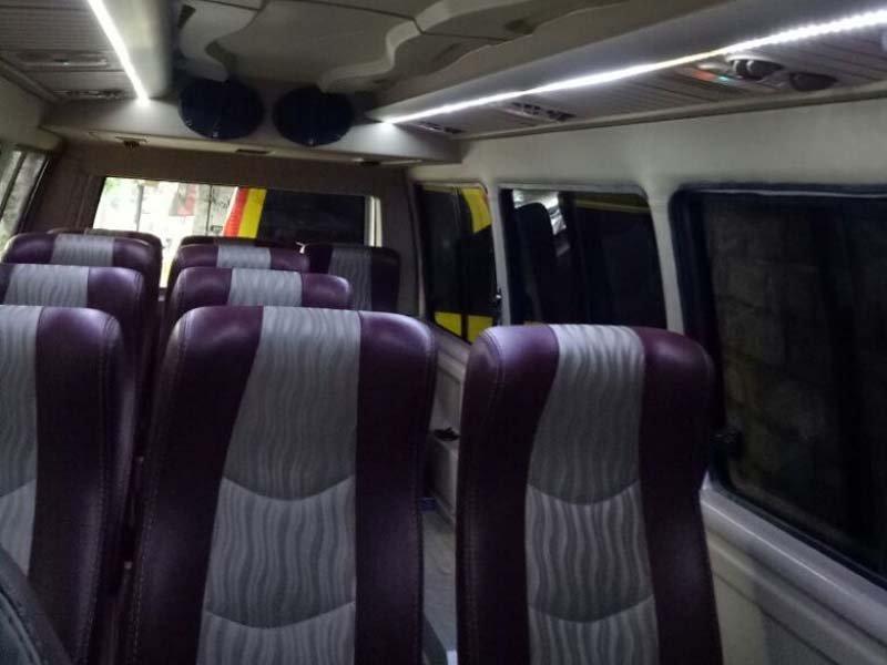 Galeri sewa mobil bali elf short 15 seat 2