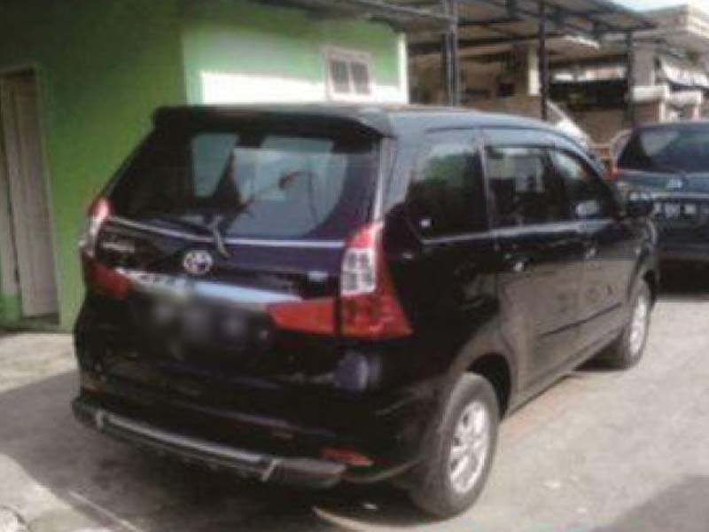 Galeri sewa mobil medan all new avanza 3