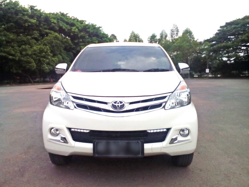 Galeri sewa mobil solo all new avanza 3