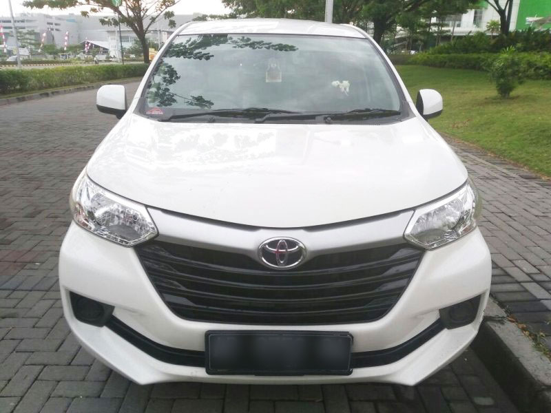 Galeri sewa mobil solo all new avanza 6