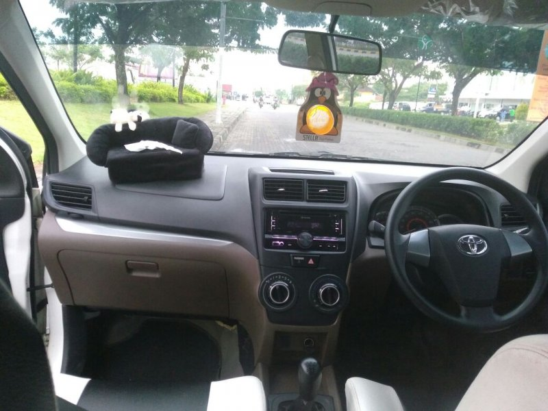 Galeri sewa mobil solo all new avanza 7