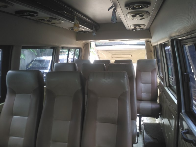 Galeri sewa mobil jogja elf short 11 seat 4