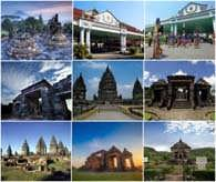 Travelling to the Heritage of Kingdom in Jogja